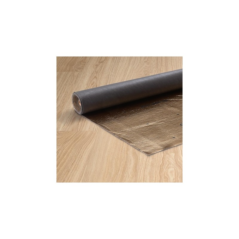 Quick step silent walk for Sous couche quick step